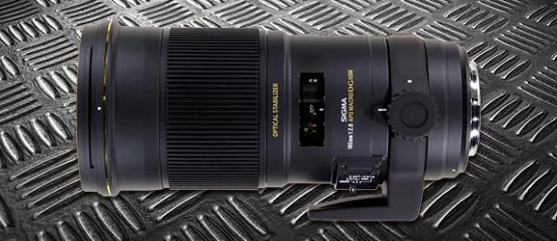 Sigma APO Macro 180mm F2.8 EX DG OS HSM
