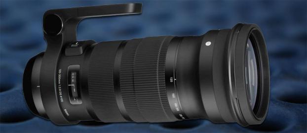 CES 2013 : Sigma annonce le SIGMA 120-300mm F2.8 DG OS HSM