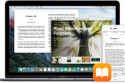 Blurb Lance Son Ebook Sur IPad Et IPhone