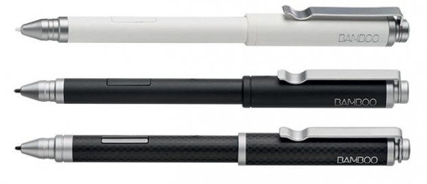 Stylet Bamboo Stylus feel