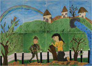 De bon à mauvais, Juan Carlos, 2008, Crédit Fondation Juan Manuel Echavarria