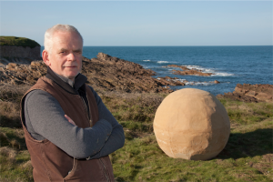 Andy Goldsworthy, 2011, Photo Credit: Chris George, Courtesy of the Artist and Galerie Lelong, New York